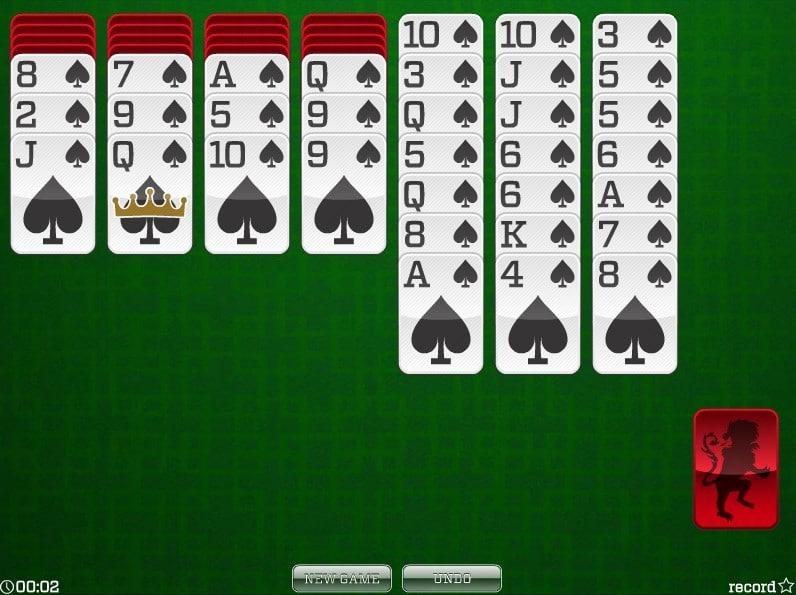 пасьянсы играть бесплатно онлайн во весь экран